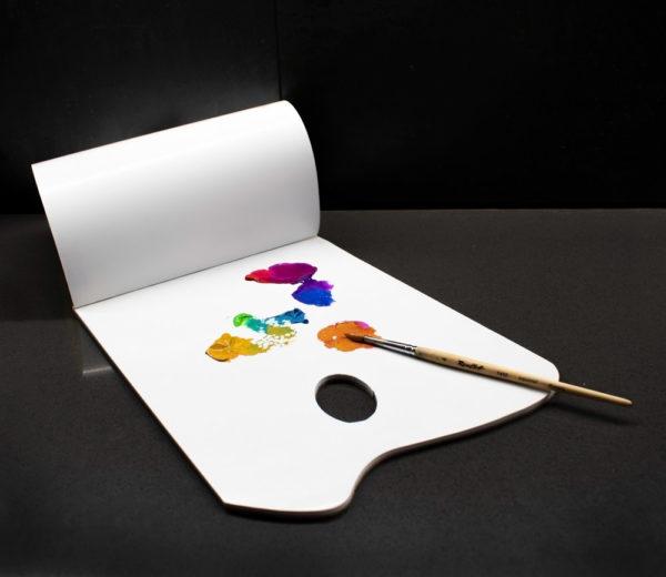 papírová paleta Sonet